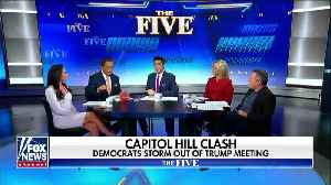 Gutfeld and Williams spar over Pelosi walkout [Video]