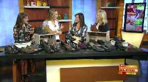 Sustainable and Fashionable Footwear for Fall [Video]