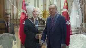 Londres será la sede de un encuentro de Merkel, Macron y Johnson con Erdogan [Video]
