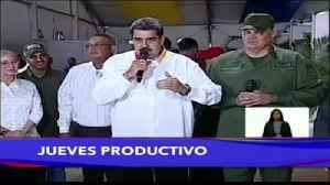 """Maduro dice que asiento en Consejo ONU se logró a pesar de """"complot"""" de EEUU [Video]"""