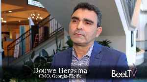 Georgia-Pacific CMO Bergsma: Investing in Employees Leads to Better Outcomes [Video]