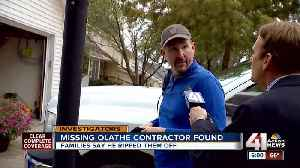 Missing 39-year-old man found safe, Olathe police say [Video]