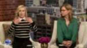 'Office Ladies' discuss new podcast [Video]