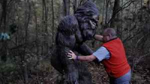 Mystery Solved (Or Not): Missing Bigfoot Statue Found In Remote Woods [Video]