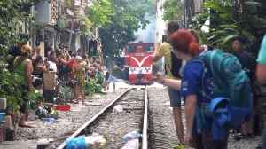 This Slow-Moving Train Is Vietnam's Hottest Travel Attraction [Video]
