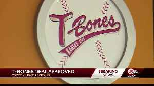 Unified Government OKs stadium lease for T-Bones' new owner [Video]