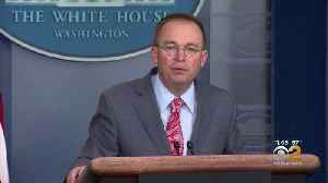 White House Discusses Phone Call With Ukraine [Video]