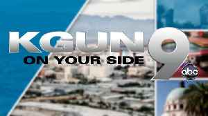 KGUN9 On Your Side Latest Headlines   October 17, 9pm [Video]