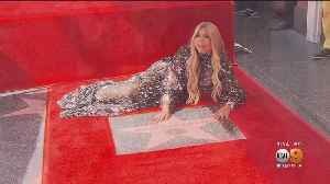 Wendy Williams Receives Star On Hollywood Walk Of Fame [Video]