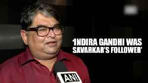 Bharat Ratna politics: Veer Savarkar's grandson slams Congress & Owaisi [Video]