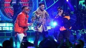 Anuel AA, Daddy Yankee & Ozuna Conclude Latin AMAs 2019 With 'China' Performance | Billboard News [Video]