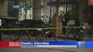 1 Dead Of Gunshot Wounds In Downtown High Rise, Police Conducting Limited Search [Video]