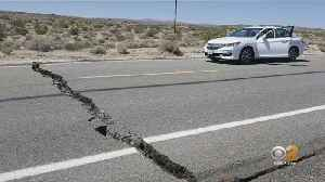Ridgecrest Quakes Linked To New Movement Along California Fault Capable Of 8.0 Temblor [Video]