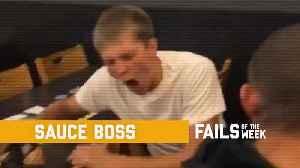 Sauce Boss: Fails of the Week (October 2019) [Video]