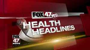 Health Headlines - 10/17/19 [Video]