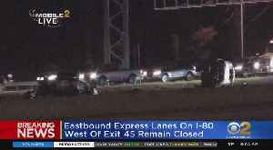 3 Killed In Multi-Vehicle Crash On I-80 [Video]