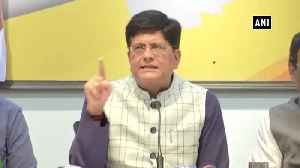 Strict action will be taken if someone makes e-commerce a mode of multi-brand retail Piyush Goyal [Video]