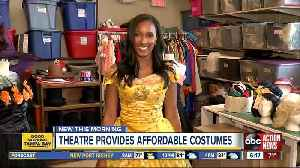Manatee Performing Arts Center offering affordable Halloween costumes for you and your family [Video]