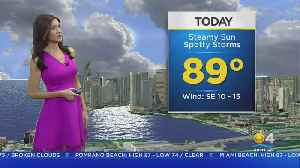 Your CBS4 Forecast For Friday 10/18 [Video]