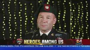 Heroes Among US: Army Sergeant Major Jim Moye [Video]