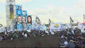 Argentineans mark day of loyalty to former leader Juan Peron [Video]