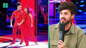 Dev's Exit From Strictly Come Dancing | Good Vibes Only [Video]
