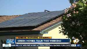 Green Homes Tour gives San Diegans a look at efficient options [Video]