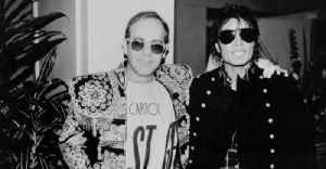 Elton John Reveals Touches On Experiences With 'King Of Pop' Michael Jackson In His New Autobiography 'Me' [Video]