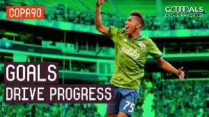 From Local Star To MLS All-Star | Audi Goals Drive Progress with Seattle Sounders' Daniel Leyva [Video]