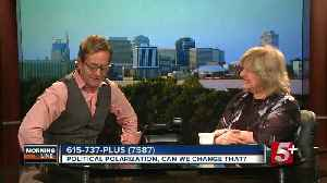 MorningLine: Political Polarization, Can We Change That? P.2 [Video]