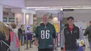 Die Hard Eagles Fans On Way To Dallas For Sunday Night Showdown Against Cowboys [Video]