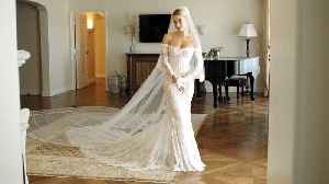 Inside Hailey Bieber's Final Wedding Dress Fitting [Video]