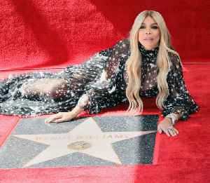 Wendy Williams reflects on tough year at Walk of Fame ceremony [Video]