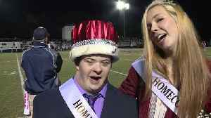 'Everybody Loves Him': Virginia Student with Special Needs Crowned Homecoming King [Video]