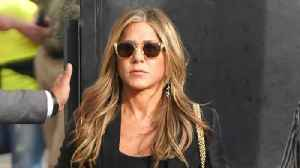 Jennifer Aniston's Secret IG Account Is A Mystery [Video]
