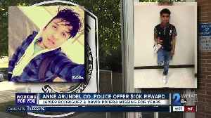$10,000 reward offered for missing teens [Video]