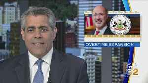 Gov. Tom Wolf's Overtime Expansion [Video]