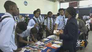 College Fair Connects Thousands Of African-American Students With Potential Universities [Video]