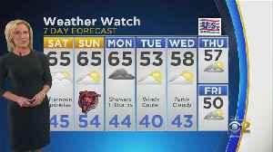 CBS 2 Weather Watch (5PM 10-18-19) [Video]