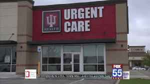 IU Health opens its first Urgent Care location in Fort Wayne [Video]