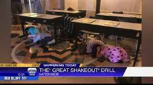 Millions of Californians to participate in Great ShakeOut drill [Video]