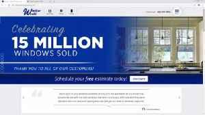 Window World:  Where does Martha Stewart's Magazine turn for advice?  Kim Anderson of Window World! [Video]