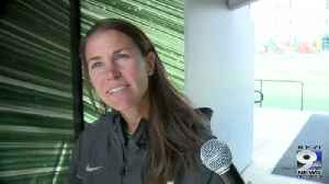 Web Extra: Kat Mertz on Pac 12 Schedule and Wazzu Match up [Video]