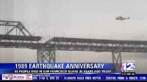 Anniversary of major quake marks annual drills to stay prepared [Video]