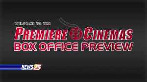 October 18 Box Office Preview [Video]
