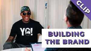 Building a Brand With One of the World's Best Rebounders [Video]