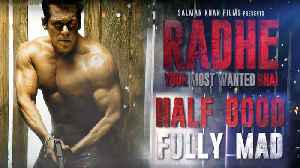 News video: Salman Khan In And AS RADHE | Radhe Ki Eid 2020 | Dabangg 3 New TEASER | FIRST LOOK