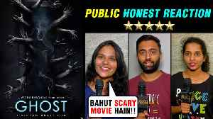 Ghost Movie Honest Public Review ⭐⭐⭐⭐ | Sanaya Irani | Shivam Bhaargava | Ghost Movie REVIEW [Video]