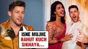 Nick Jonas REACTS To Priyanka Chopra's Karva Chauth Celebrations [Video]