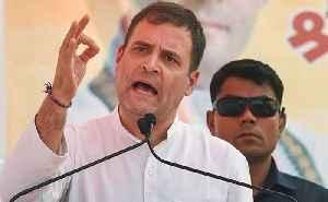 News video: Under pressure' media shows Modi's speeches whole day: Rahul Gandhi | OneIndia News